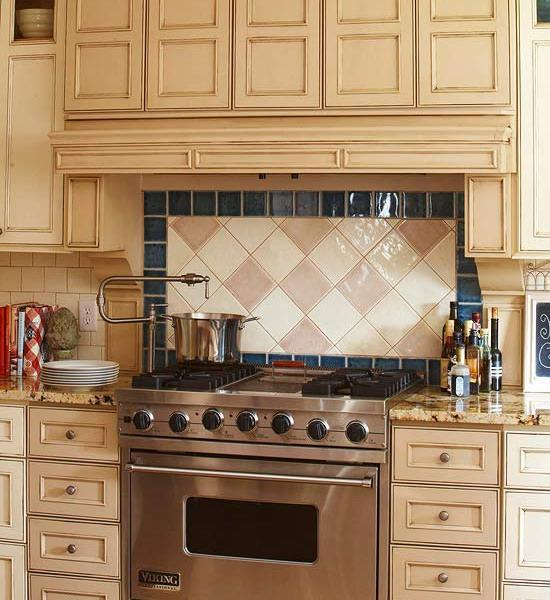 Modern Wall Tiles, 15 Creative Kitchen Stove Backsplash Ideas