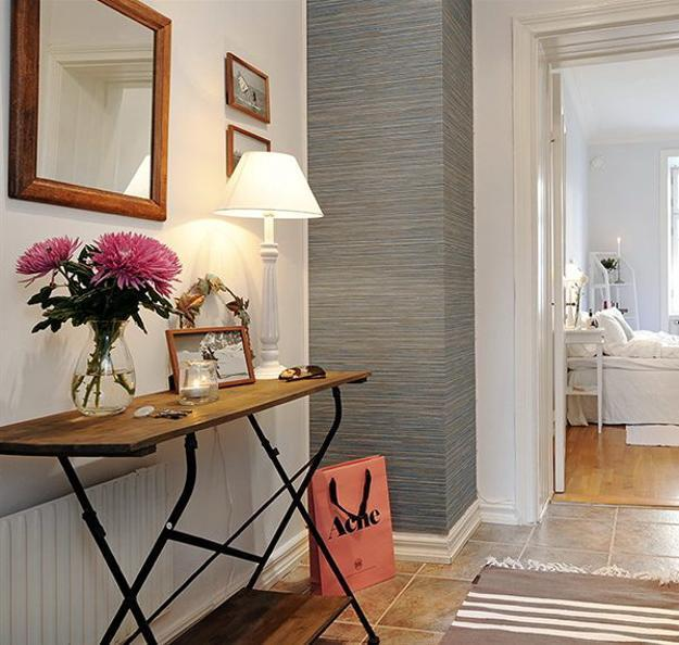 15 Modern Entryway Ideas Bringing Console Tables Into