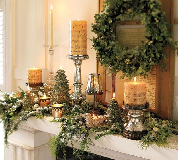 22 Candles Centerpieces and Ideas for Creative Interior ...