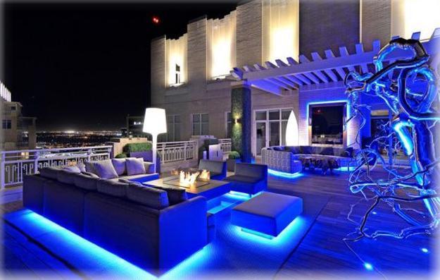 Modern Lighting Design For Outdoor Living Es