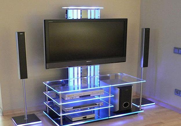 Modern Furniture With Led Lighting Design