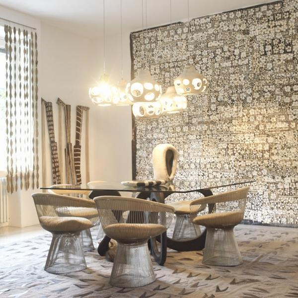 10 Modern Dining Room Decorating Ideas: Eclectic Interior Decorating Ideas For Modern Kitchens And