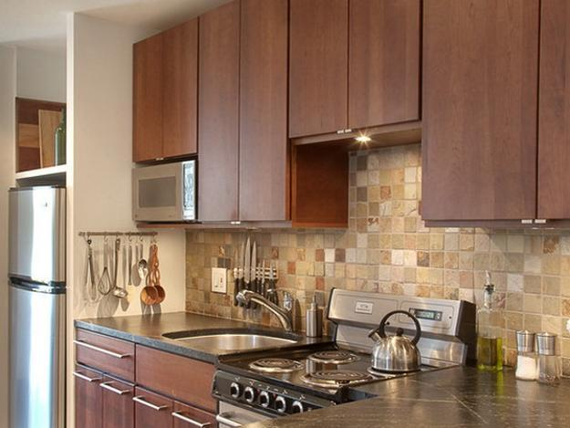 Modern wall tiles for kitchen backsplashes popular tiled How to put tile on wall in the kitchen
