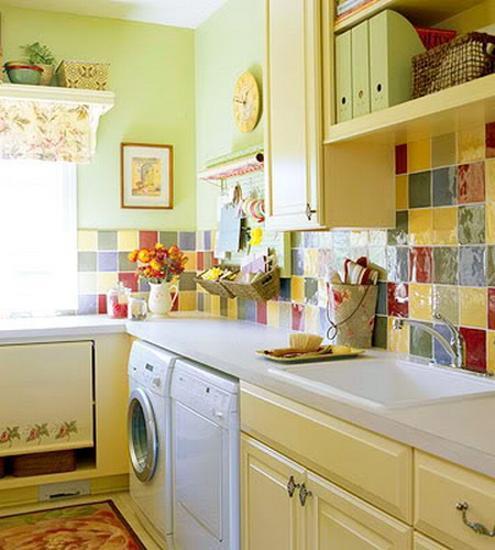 Modern Wall Tiles For Kitchen Backsplashes, Popular Tiled