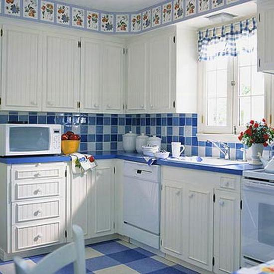Tips For Kitchen Color Ideas: Modern Wall Tiles For Kitchen Backsplashes, Popular Tiled