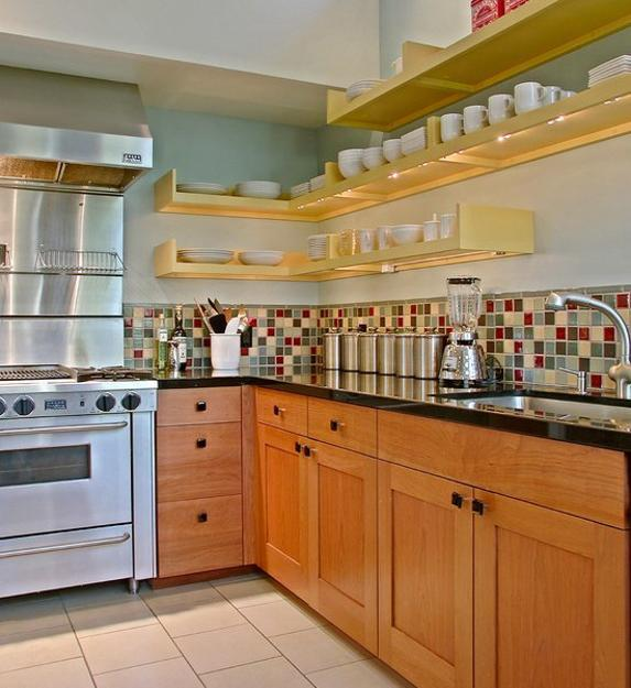 Modern Kitchen Wall Tiles Ideas: Modern Wall Tiles For Kitchen Backsplashes, Popular Tiled Wall Design Ideas
