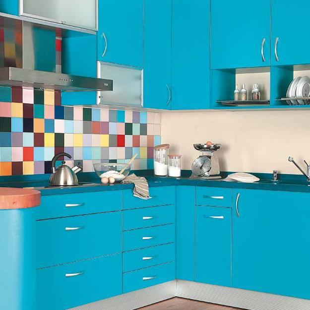 30 Amazing Design Ideas For A Kitchen Backsplash: Modern Wall Tiles For Kitchen Backsplashes, Popular Tiled