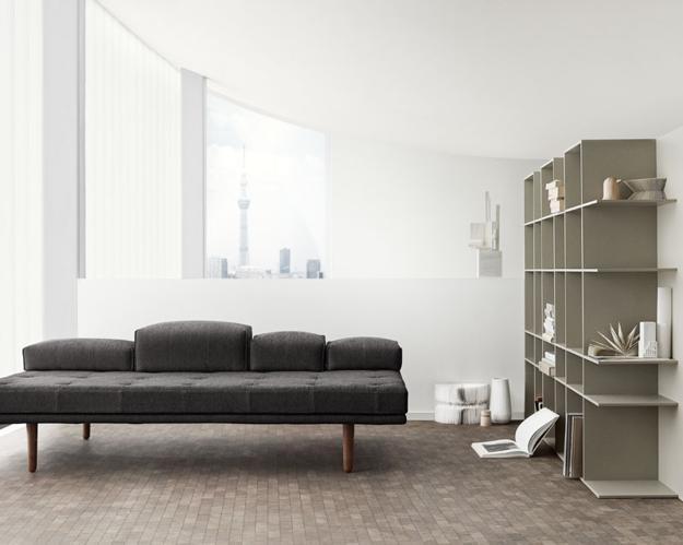 Contemporary Interior Design in Fusion Style Blending Scandinavian ...