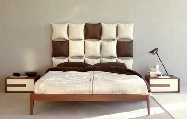 22 Creative Bed Headboard Ideas To Design Unique And