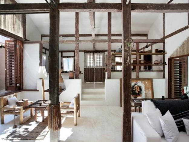 Ethnic Interior Design and Decor Ideas Blending Natural Beauty with ...