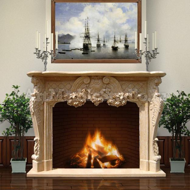 30 Modern Fireplaces and Mantel
