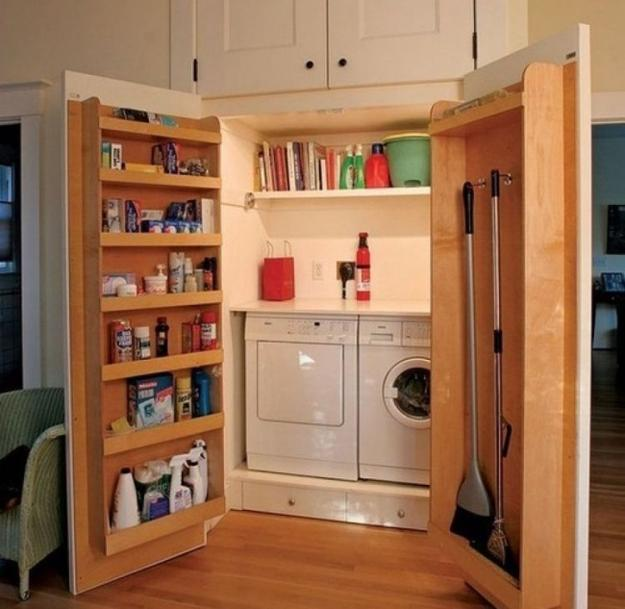 30 handy designs and craft ideas to keep homes organized and neat Neat Bedroom Storage Ideas