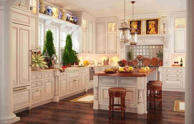 20 Modern Kitchen Designs Enhanced With Warm Wood And