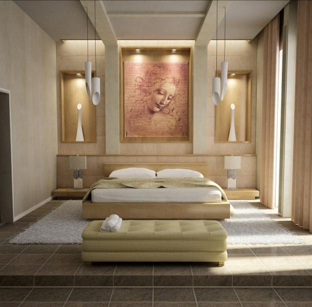 8 Modern Bedroom Lighting Ideas: 22 Modern Lighting Design Ideas And Bedroom Decorating Tips