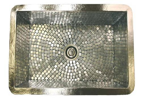 mosaic bathroom sinks beautiful bathroom sinks decorated with mosaic tiles 13767