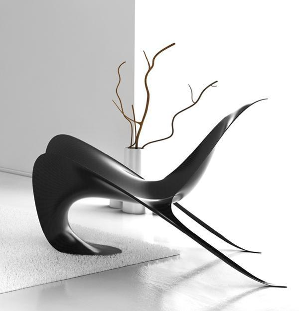 Futuristic Modern Chairs From Italy Contemporary