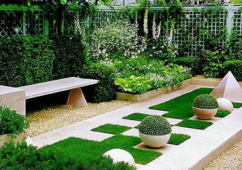 20 Unique Garden Design Ideas To Beautify Yard Landscaping - Design-gardens-ideas