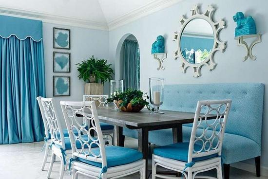 Vintage Furniture For Modern Dining Room Decorating