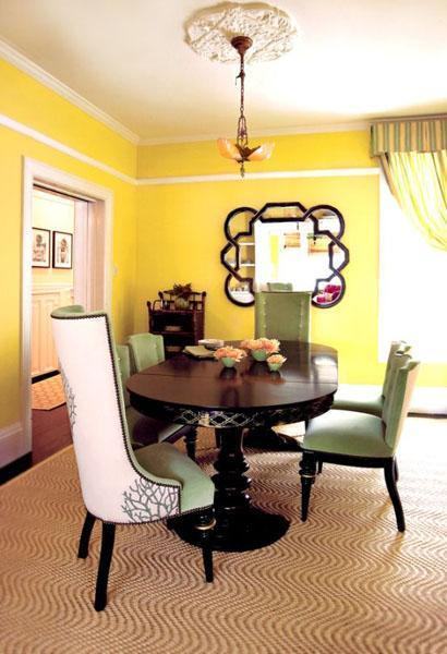 10 Trends in Decorating with Modern Chairs, 20 Dining Room ...