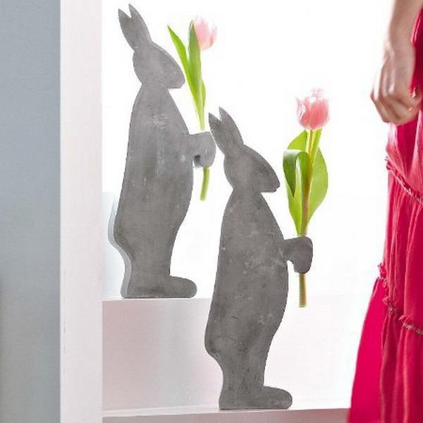 Quick Easter Decorating Ideas With Bunnies Simple Crafts And Creative Designs