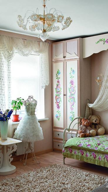 30 Beautiful Girl Room Design and Decor Ideas Enhanced by ... on Decoration Room For Girl  id=98079