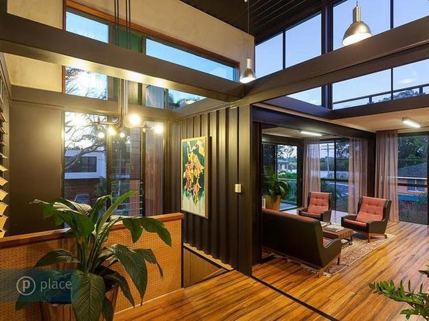 Cargo Container House Design And Modern Home Interiors