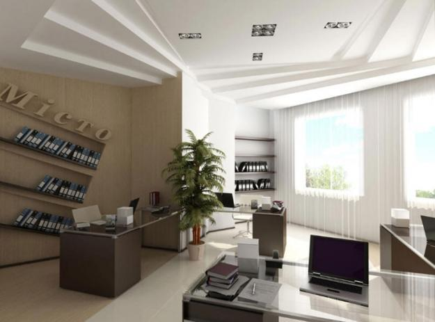 Small Modern Office Design: 22 Modern Office Designs With Personality