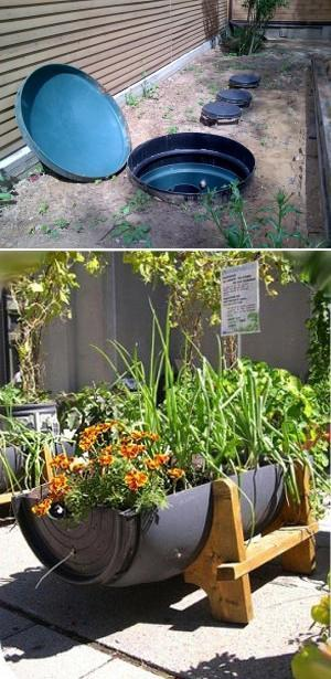20 Green Ideas For Recycling Metal Barrels And Improving