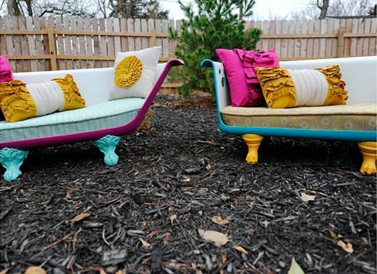 Unique Fruniture Design Ideas To Reuse And Recycle