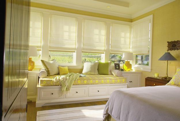 20 Roman Shades And Curtain Ideas Creating Beautiful Modern Bedroom Decor