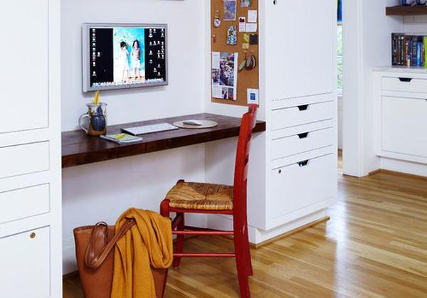 15 space saving ideas for small home office designs