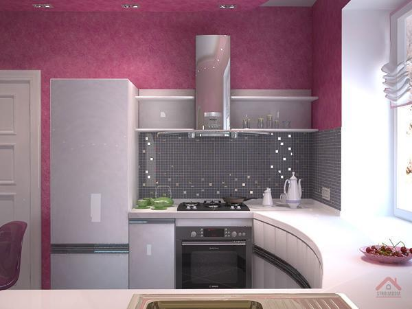 space saving ideas and layout designs for small kitchens