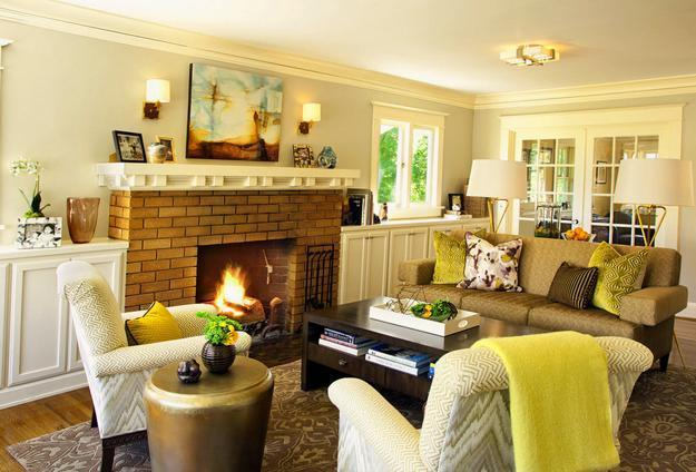 22 Small Living Room Designs, Spacious Interior Decorating and Home ...