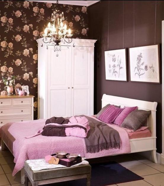 Teenage Bedroom Designs For Girls, Modern Decoration