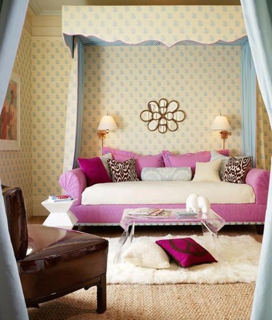 Teenage Bedroom Designs For Girls, Modern Decoration