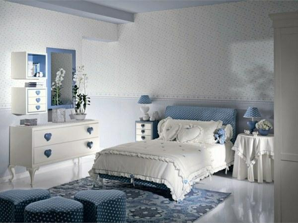 Teenage Bedroom Designs for Girls, Modern Decoration Patterns and ...