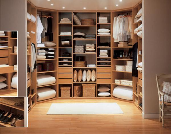 33 walk in closet design ideas to find solace in master bedroom for Bedroom walk in closet designs
