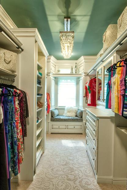 Library Room Ideas: 33 Walk In Closet Design Ideas To Find Solace In Master