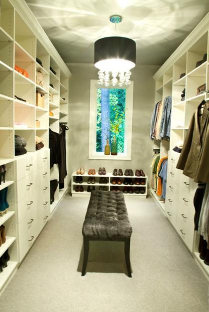 33 Walk In Closet Design Ideas to Find Solace in Master ...