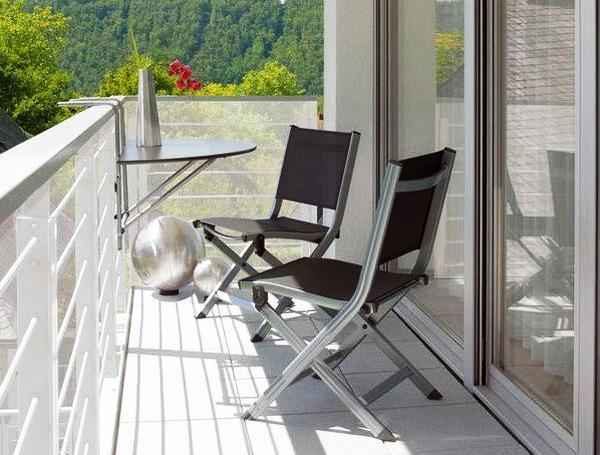 22 Smart Balcony Designs With Space Saving Furniture And