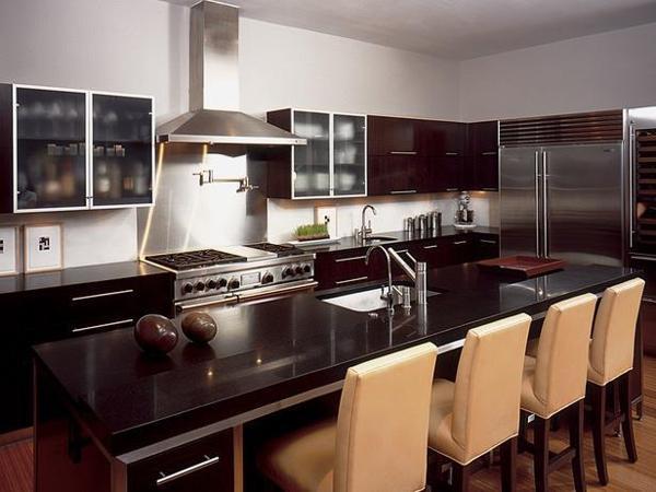 25 Plus 25 Contemporary Kitchen Design Ideas, Black ...