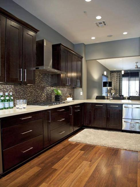 25 plus 25 contemporary kitchen design ideas black