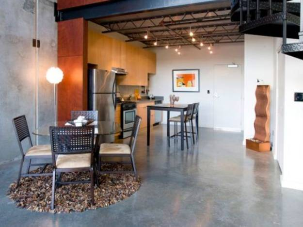 Stylish Concrete Flooring Ideas For Modern Interior Design