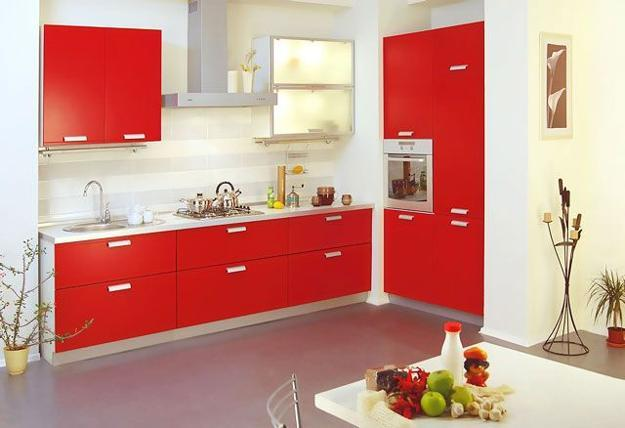 50 Plus 25 Contemporary Kitchen Design Ideas Red Kitchen