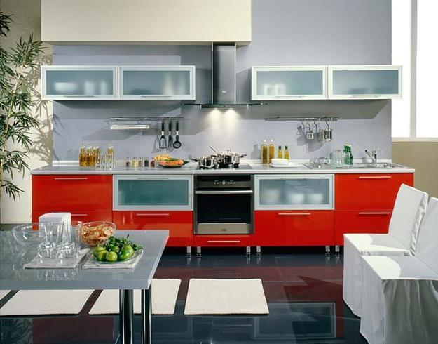 50 plus 25 contemporary kitchen design ideas red kitchen