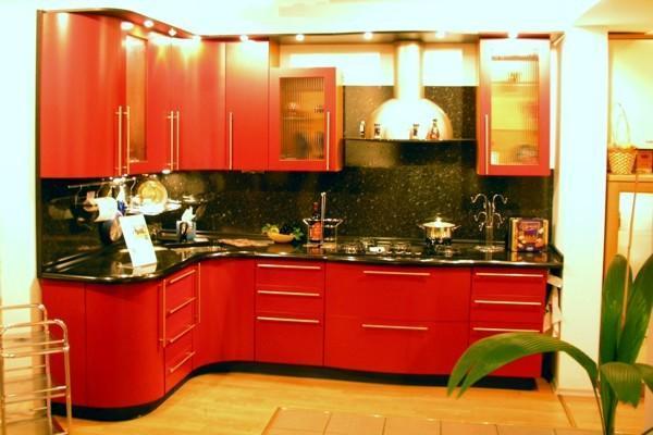50 plus 25 contemporary kitchen design ideas  red kitchen Kitchen Cabinet Organizers for Small Spaces Kitchen Cabinet Organizers for Small Spaces