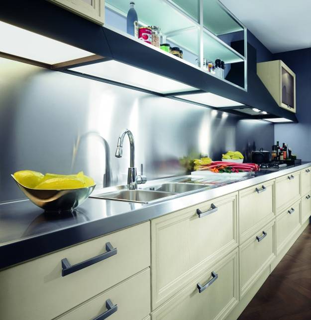 100 Plus 25 Contemporary Kitchen Design Ideas, Stainless