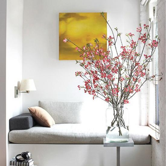 20 Simple And Cheap Ideas For Home Decorating With Flowers