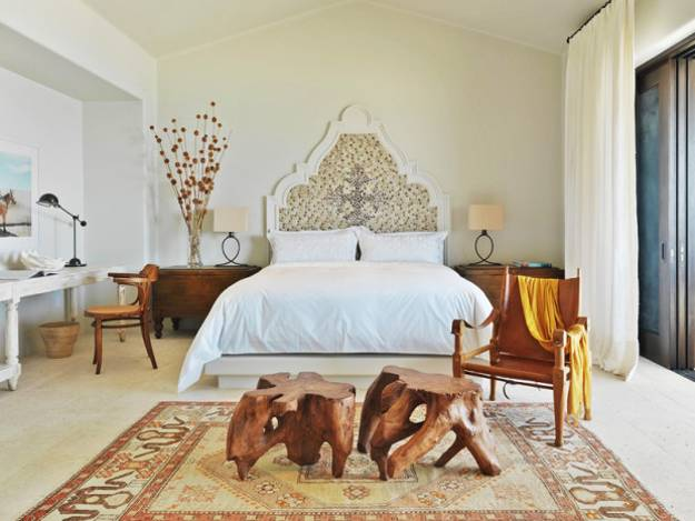 Mexican Interior Design Bedroom: Beautiful Interior Decorating Ideas Blending Mexican Style