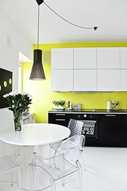 modern-kitchen-design-decorating-yellow-color-10 Contempary Wall Decorating Ideas Yellow Kitchen on yellow kitchen wall colors, yellow kitchen design ideas, yellow kitchen decor,